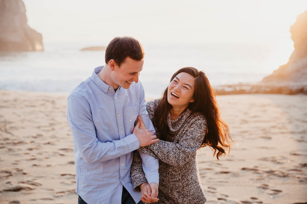 Natachia + Eric -- Engaments in Santa Cruz -- Whitney Justesen Photography-118.jpg