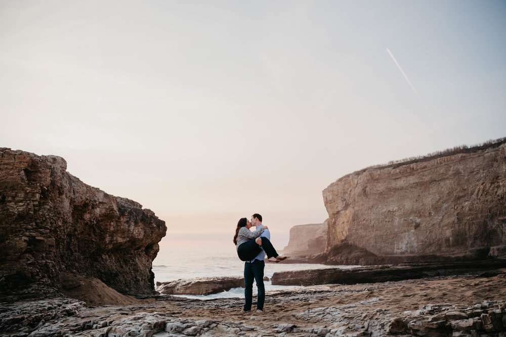 Natachia + Eric -- Engaments in Santa Cruz -- Whitney Justesen Photography-145.jpg