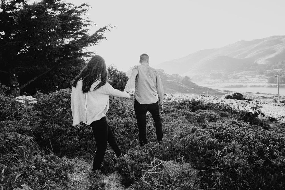 Nivi + Daniel -- Marin Headlands Engagement Session -- Whitney Justesen Photography-34.jpg