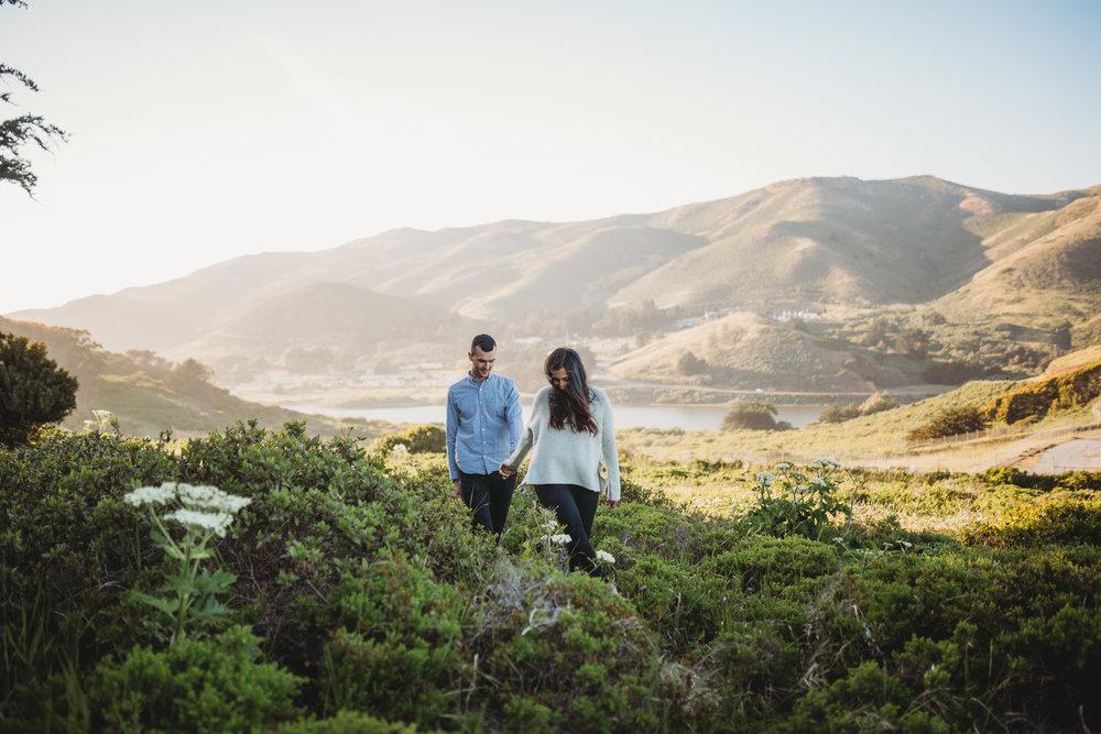 Nivi + Daniel -- Marin Headlands Engagement Session -- Whitney Justesen Photography-39.jpg