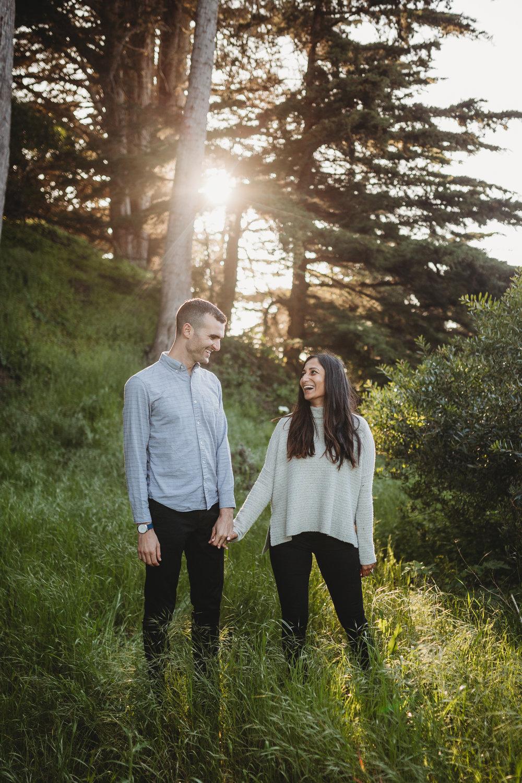 Nivi + Daniel -- Marin Headlands Engagement Session -- Whitney Justesen Photography-41.jpg