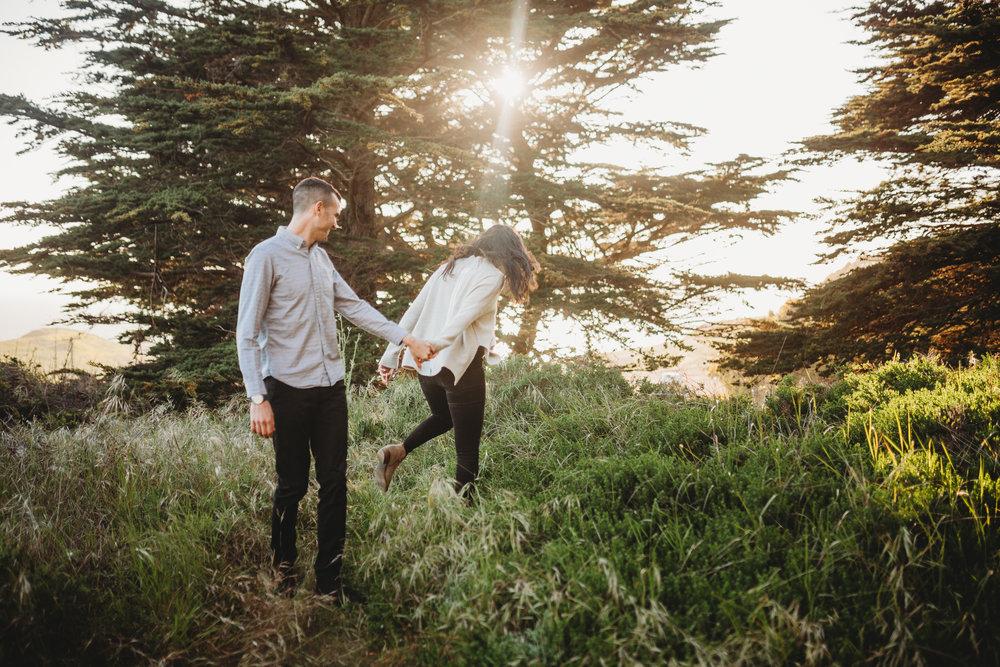 Nivi + Daniel -- Marin Headlands Engagement Session -- Whitney Justesen Photography-71.jpg