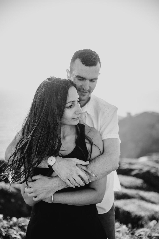 Nivi + Daniel -- Marin Headlands Engagement Session -- Whitney Justesen Photography-124.jpg
