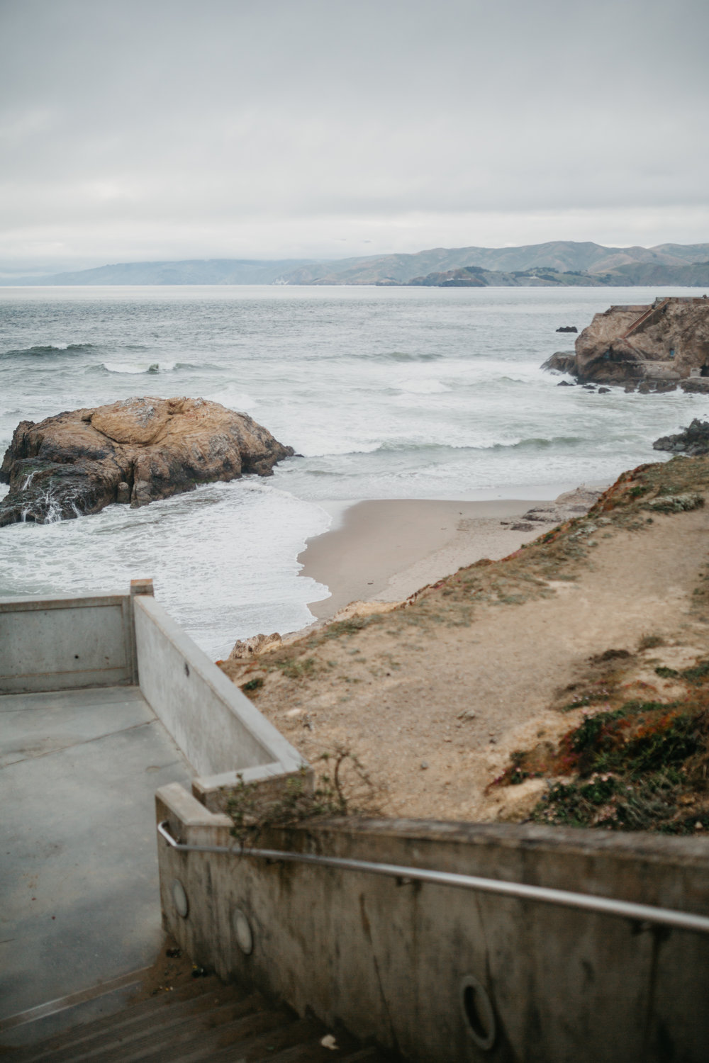 Annie + Jordan -- Sutro Baths Love Session -- Whitney Justesen Photography-127.jpg