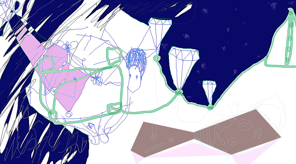 c. 2009. Digital drawing.