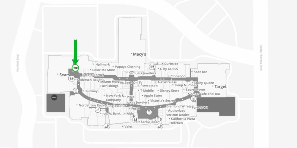 San Jose Bitcoin ATM Coinme Oakridge mall