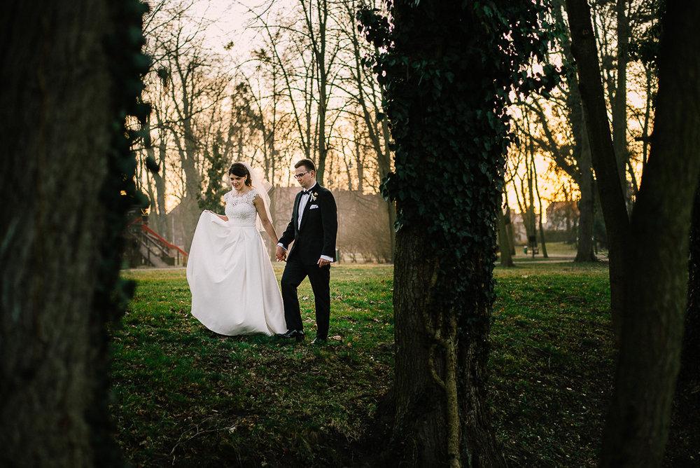 Plener ślubny w Strzelcach Opolskich