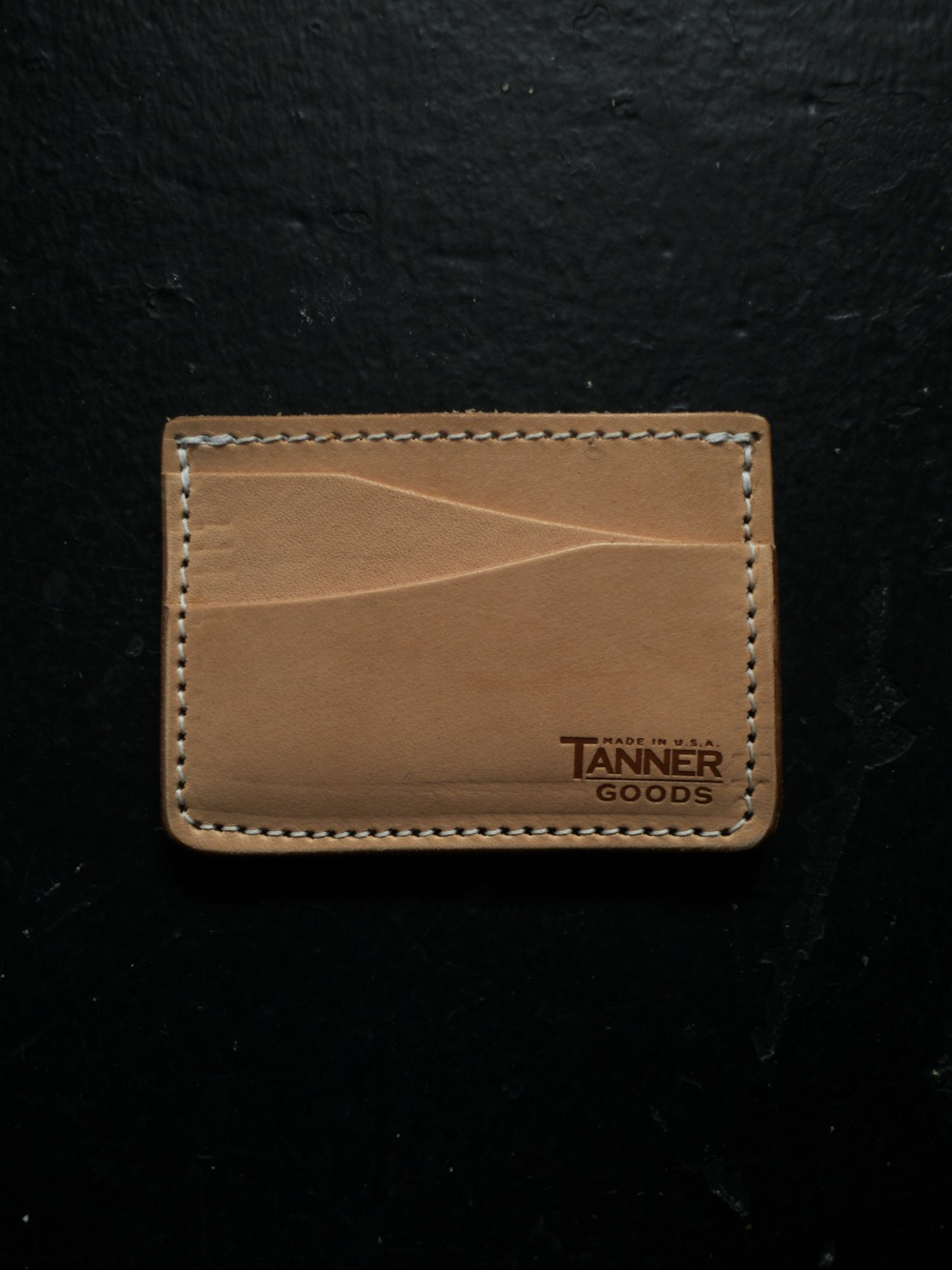 Natural Journeyman Wallet - Day 1