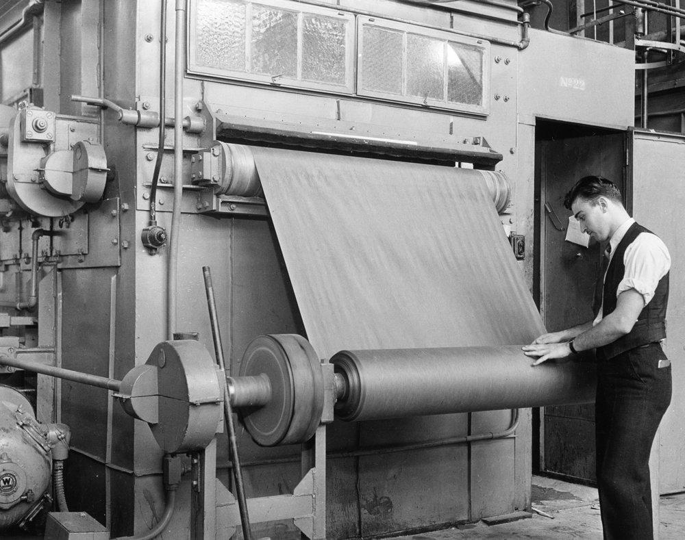 Westinghouse Micarta Factory