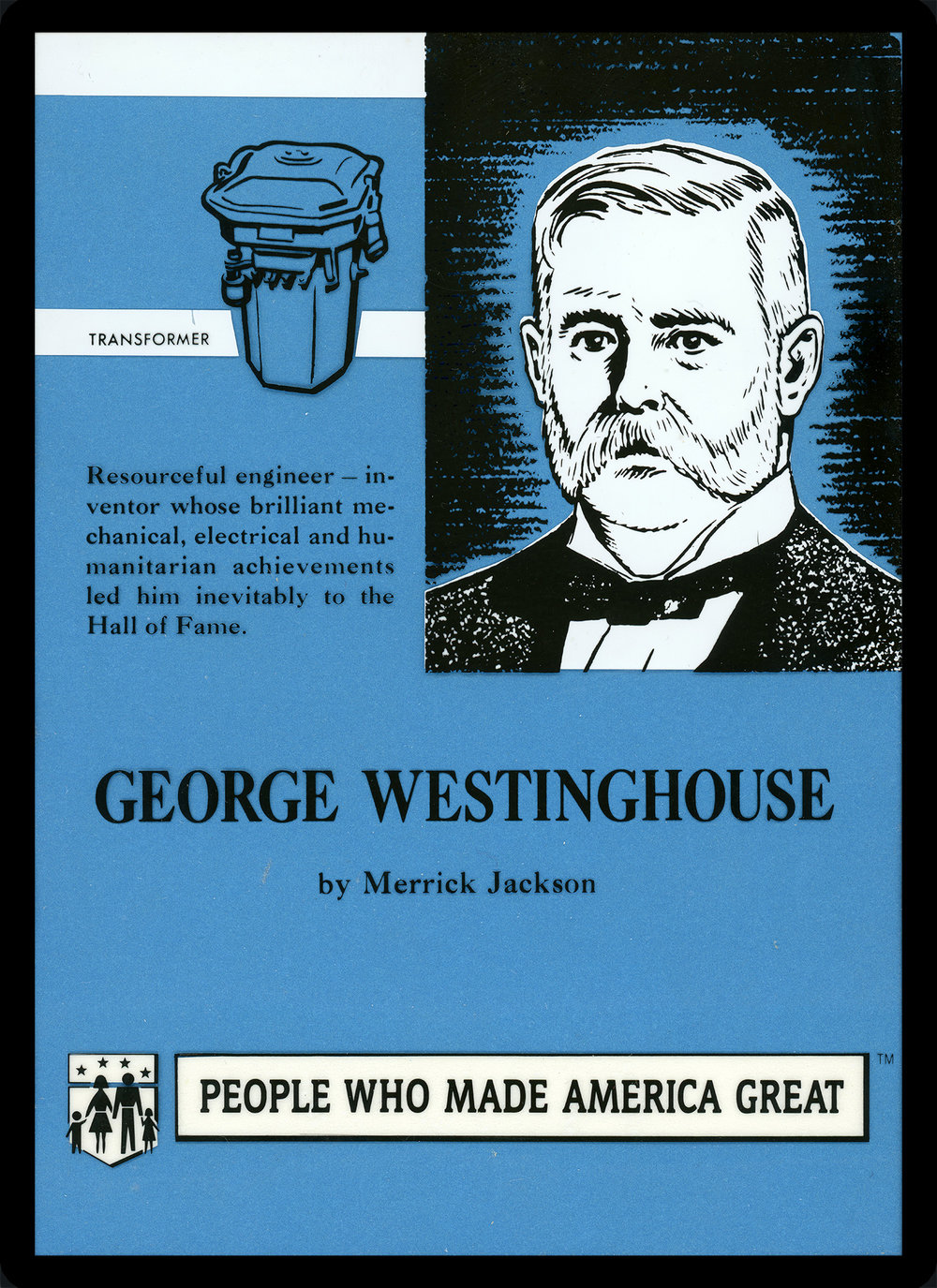 George Westinghouse Micarta