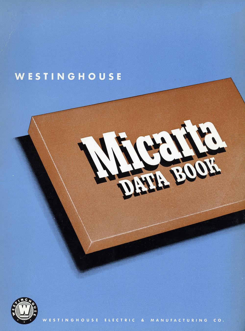 Westinghouse Micarta Data Book
