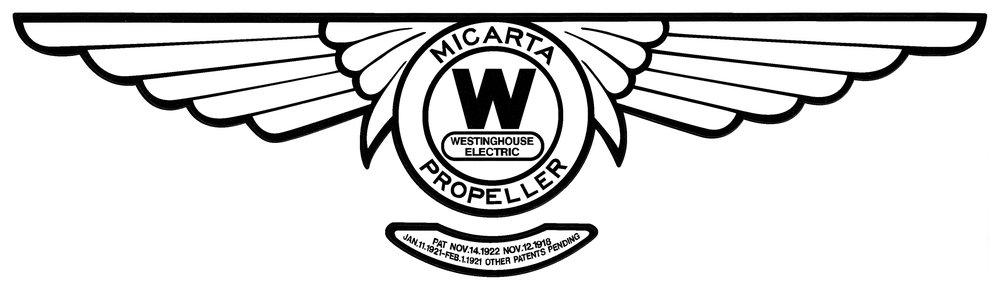 Westinghouse Micarta Propeller