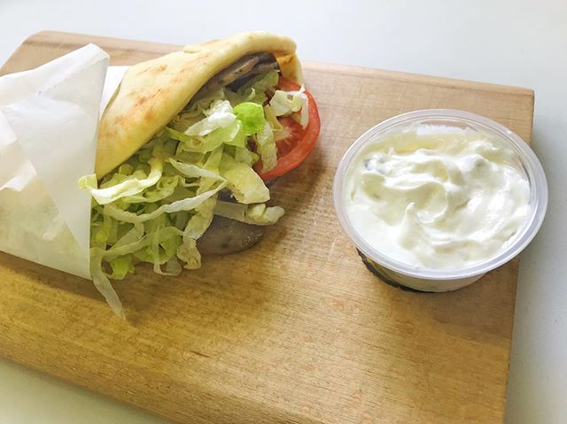 You don't have to wait until the summer festivals to get a delicious gyro 🥙 We have them everyday! #thejunctionpizza #mtpleasantpa #foodporn #eeeeeats #deliciousfood #gyro #summerfood
