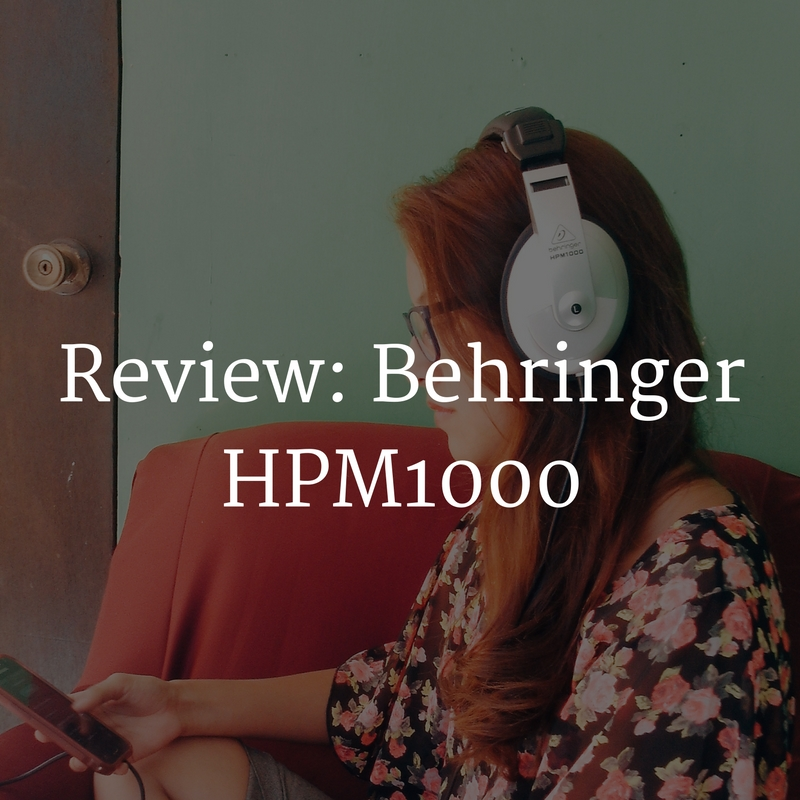 Review: Behringer HPM1000