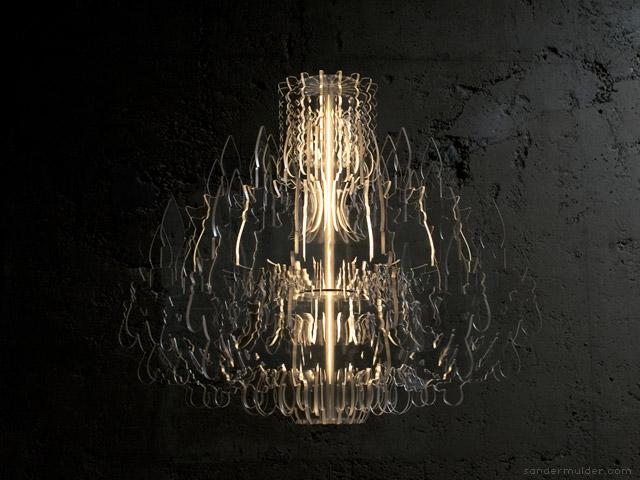 Therese chandelier - Sander Mulder