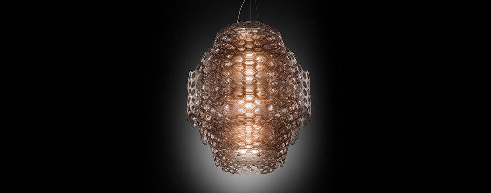SLAMP - CHARLOTTE design by Doriana and Massimiliano Fuksas