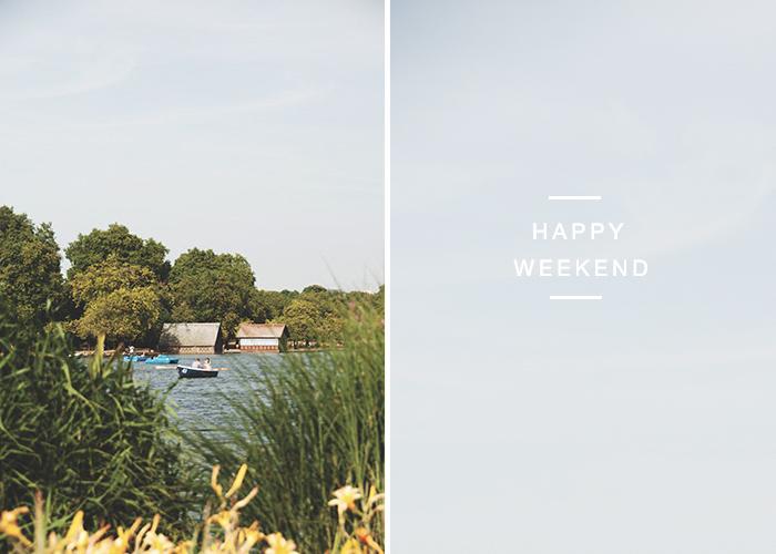 Happy Weekend October 2014 London, UK / Renae Smith