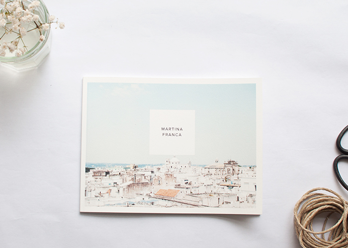 Martina Franca A Photobook / Renae Smith