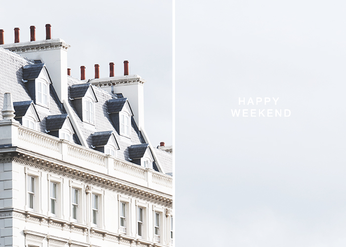 Happy Weekend November London, UK / Renae Smith