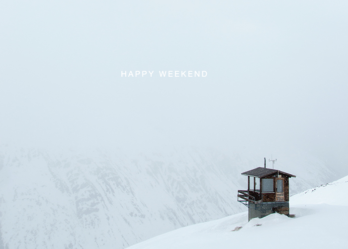 Happy Weekend 20 March 2015 Austria / Renae Smith