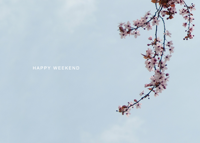 Happy Weekend 27 March 2015 London, UK / Renae Smith