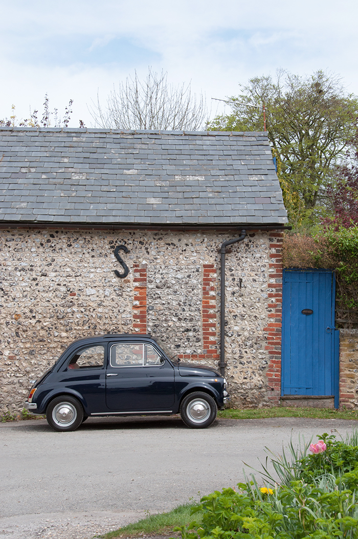Gina The Fiat, UK 2015 / Renae Smith