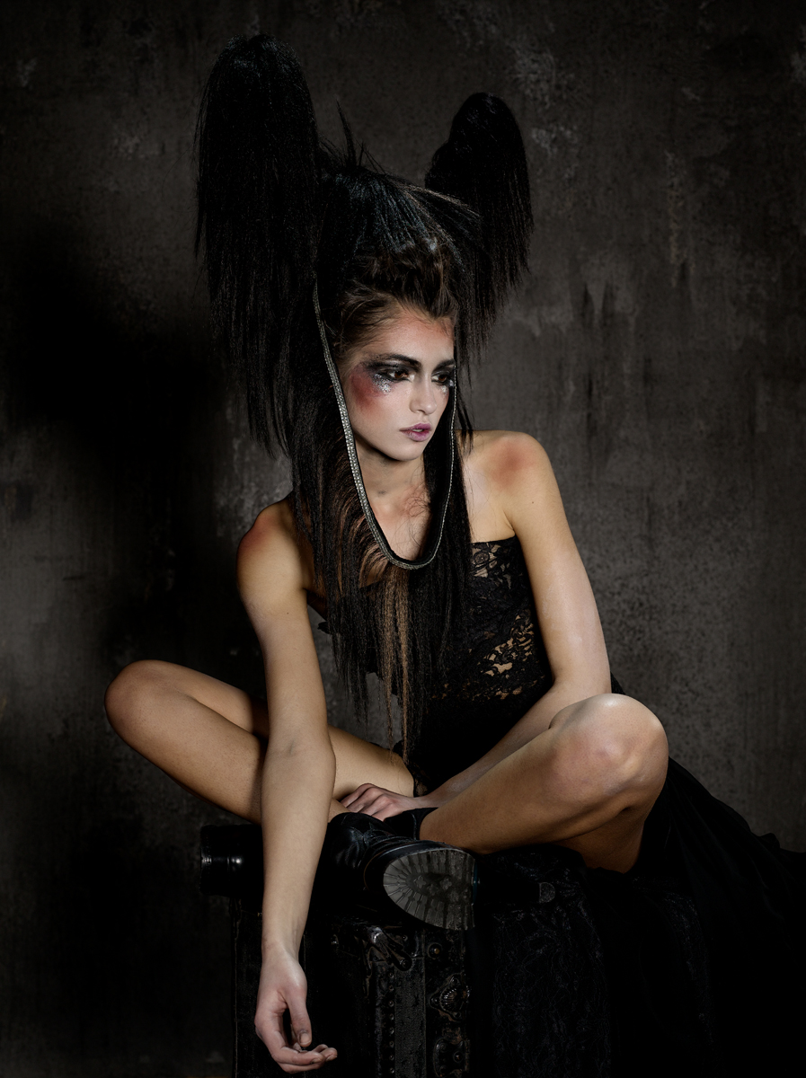 Darkbeautymagazine March 2014
