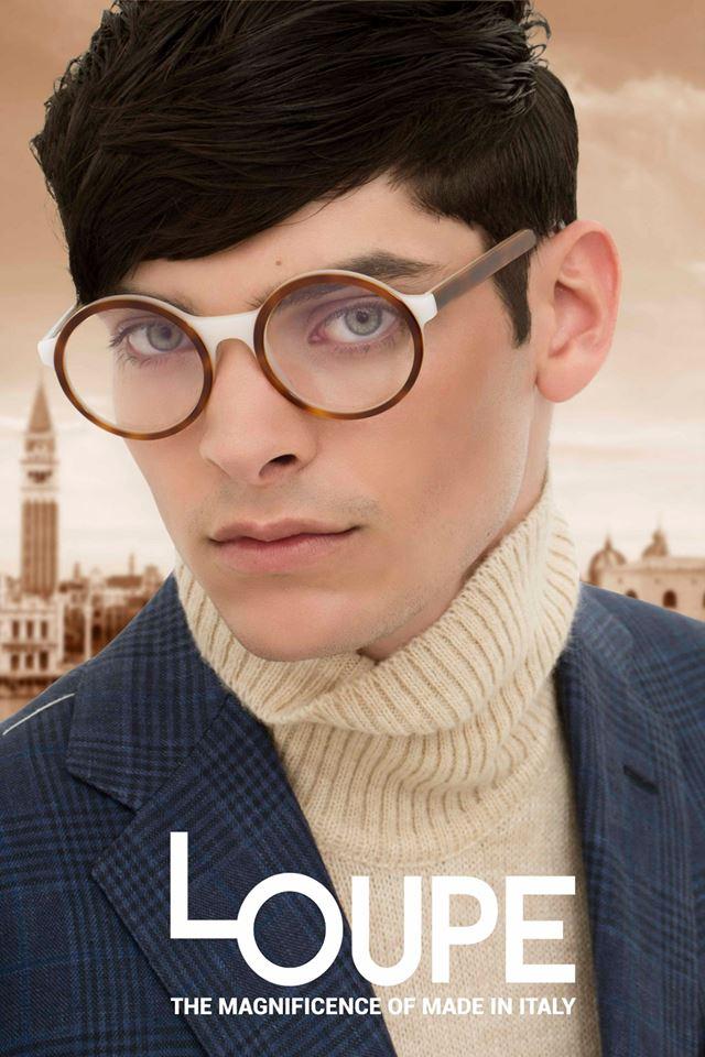 Loupe Eyewear Campaign