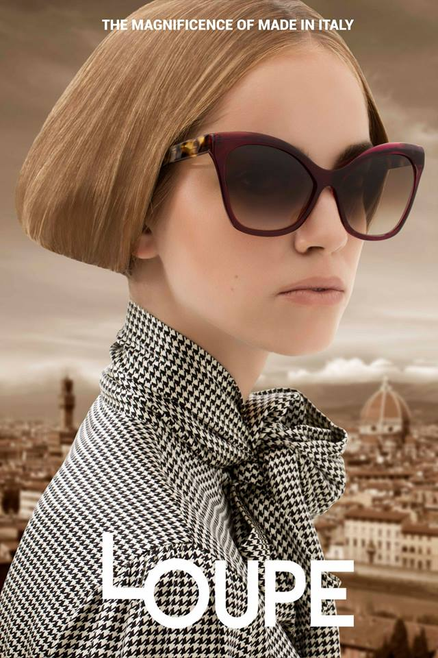 Loupe Eyewear Advertising