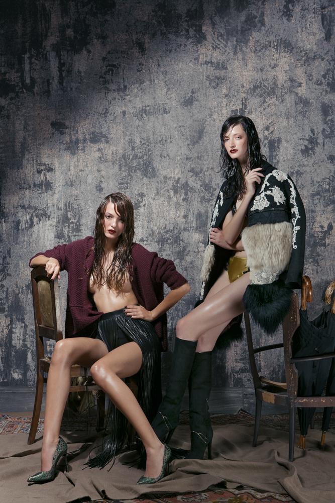 Editorial per Book Moda N° 11 Novembre 2014