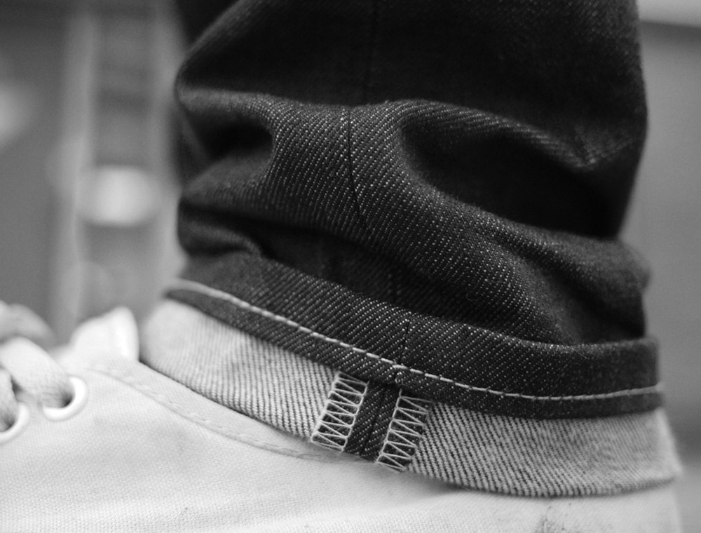 Hiut Denim Slimmer Fit Organic Jeans