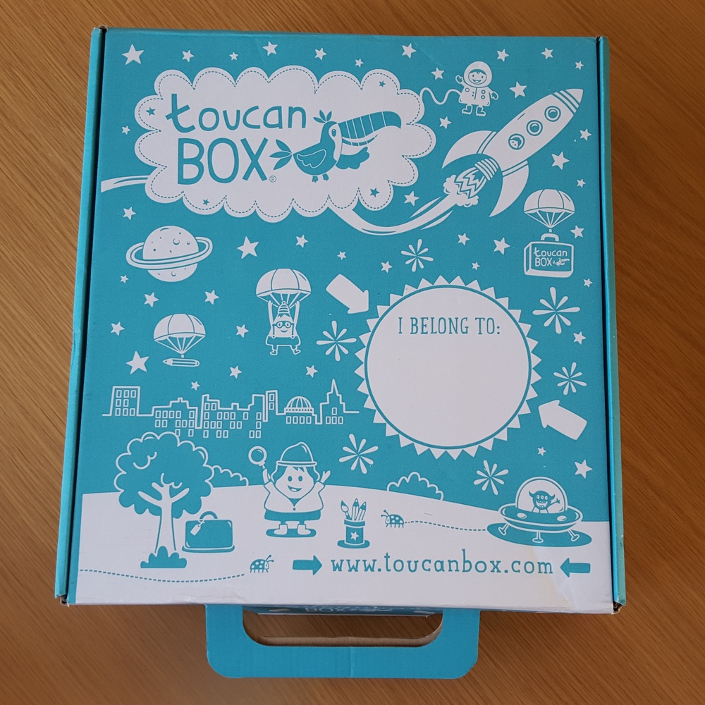 Toucan Box Review
