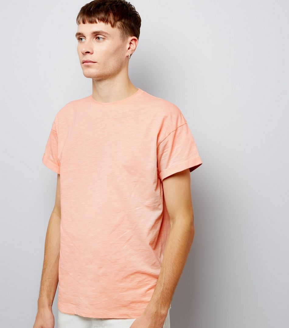 New Look:Pink Short Sleeve T-Shirt £5.99
