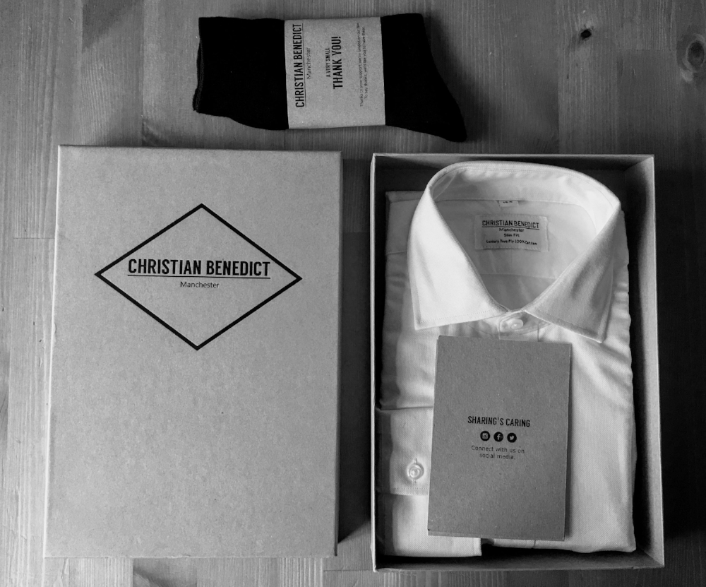 Christian Benedict Subscription Box