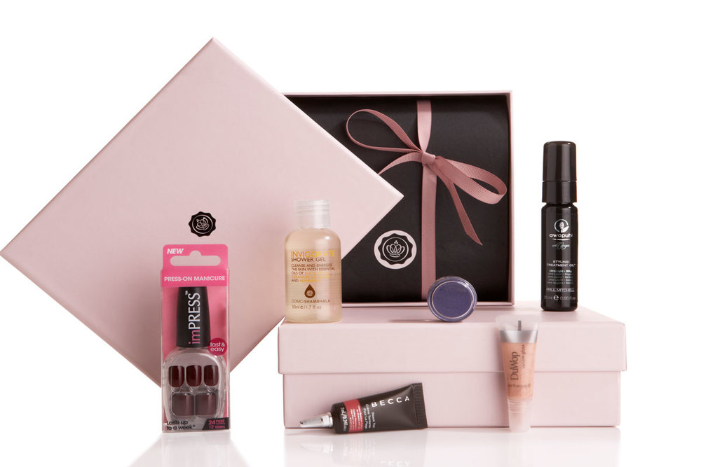 Glossy box - In May only £5.00 Glossy Box