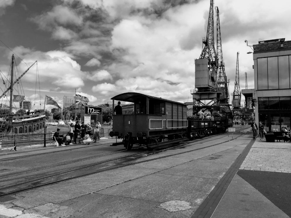 Bristol Harbour Railway.