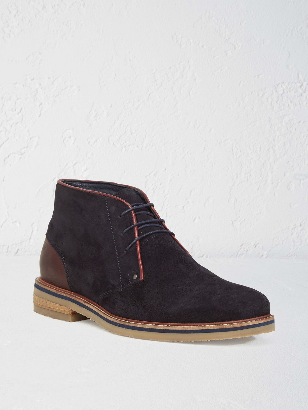 White Stuff: Johnny Lace up Boot: £79.95