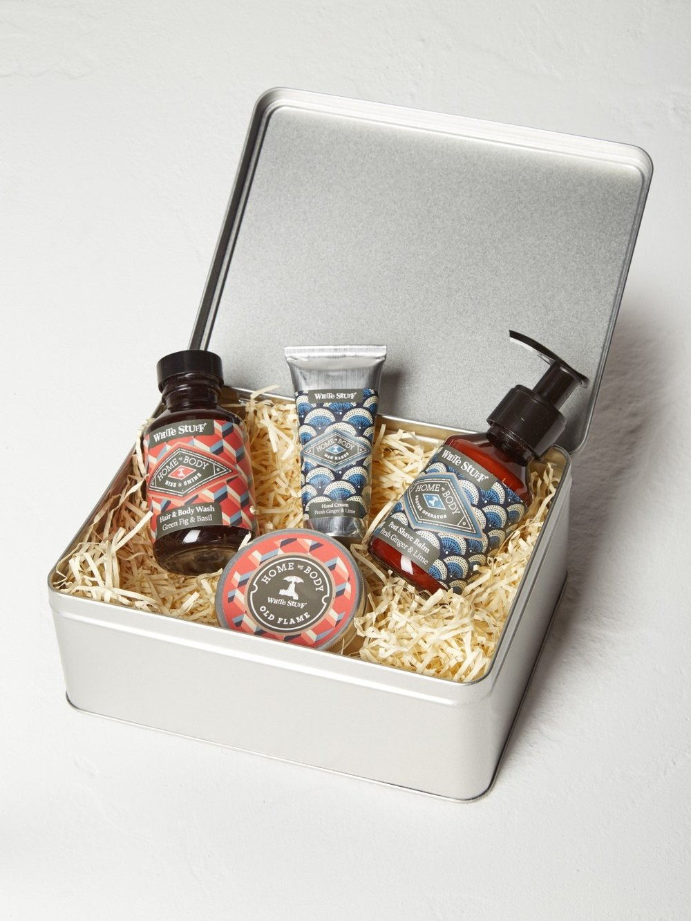 White Stuff: Spruced up Tin-Grooming for Men £25.00