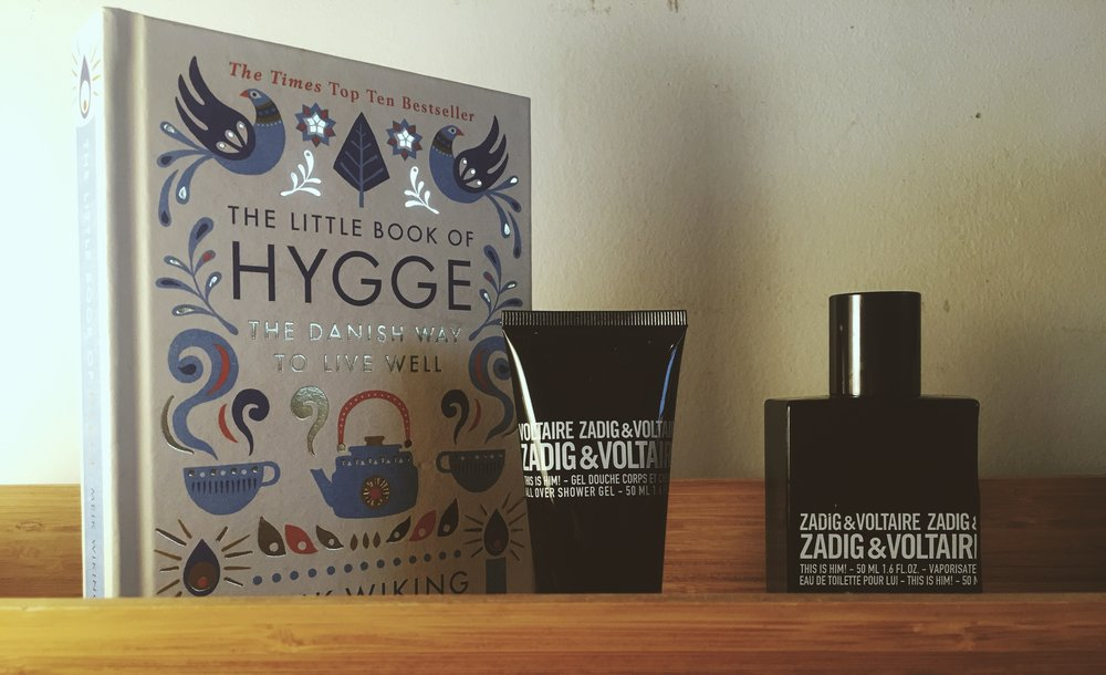 Zadig et Voltaire This is him and my little book of hygge: perfect couple!