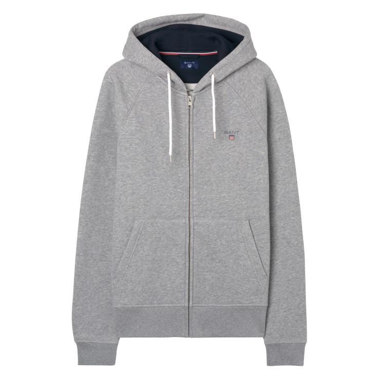 Gant Original Hoodie-Grey £110
