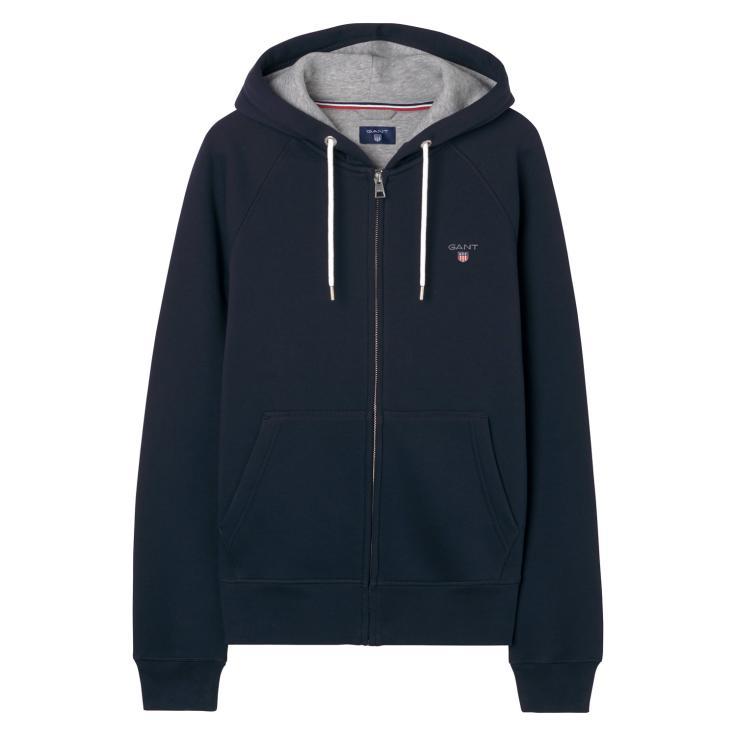 Gant Original Hoodie Navy £110
