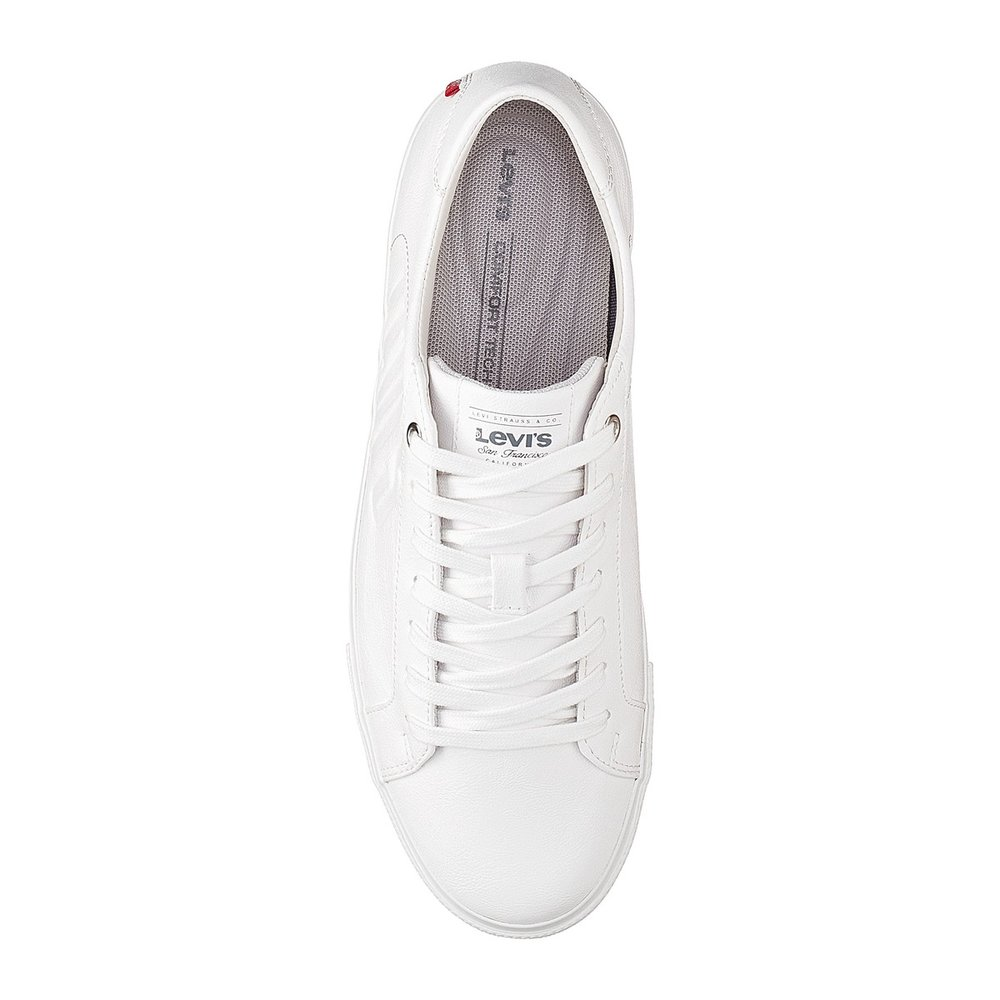 Levis Woods Trainers. White La Redoute  £33