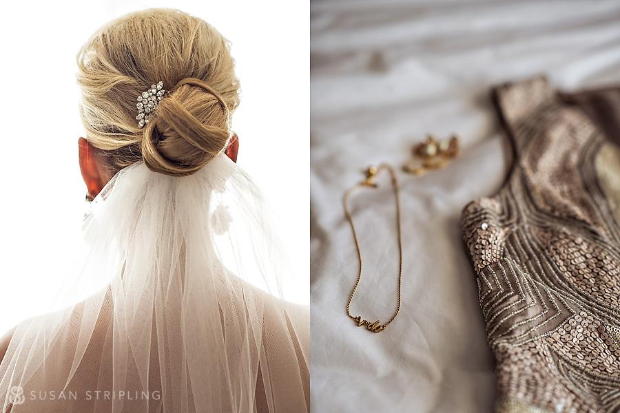Ocean Club Hotel Wedding - Getting Ready hair shot portrait.jpg