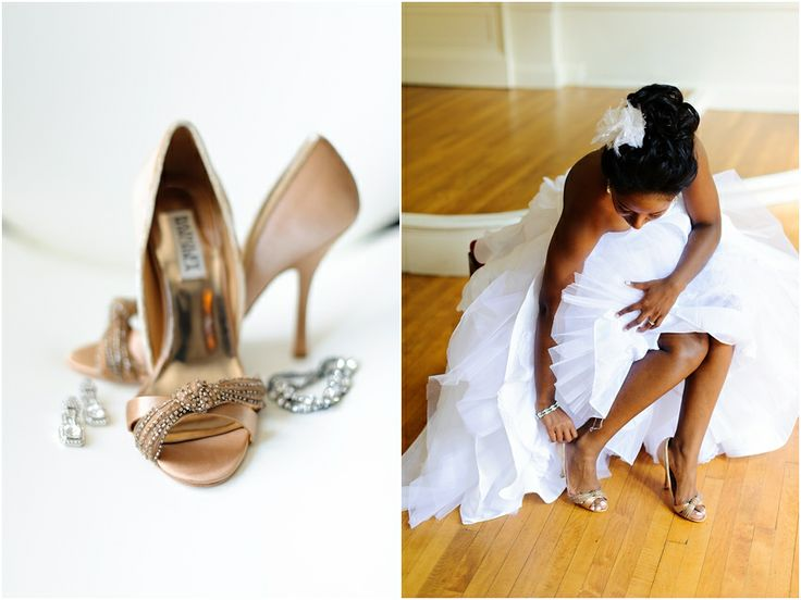a - Free Library of Philadelpha Wedding - portrait bride shoes.jpg