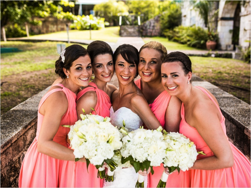 a - Rose hall Great House Wedding - portrait shot bridesmaids.jpg