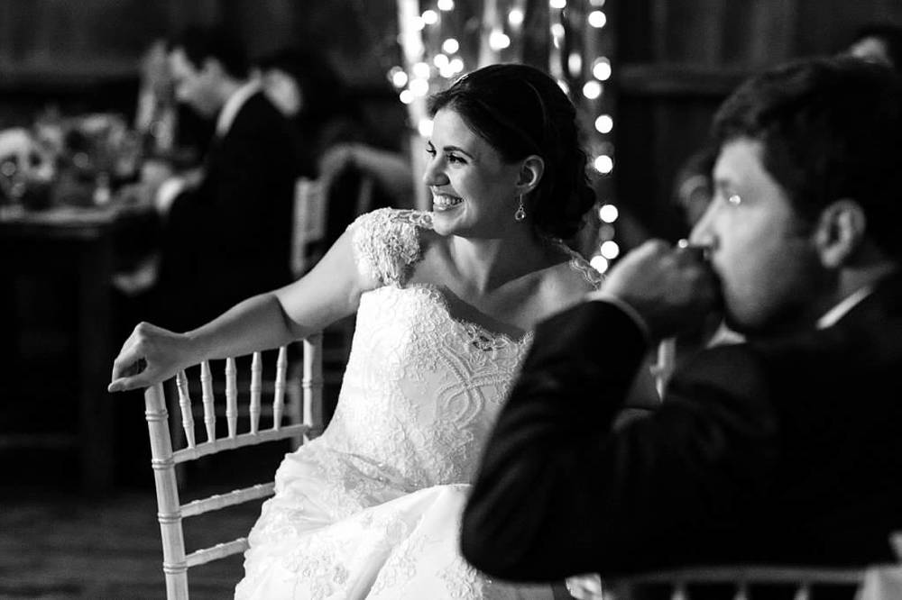 M+O - couple watching speeches bw.jpg