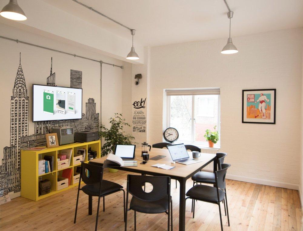 Meeting room stroud cluster