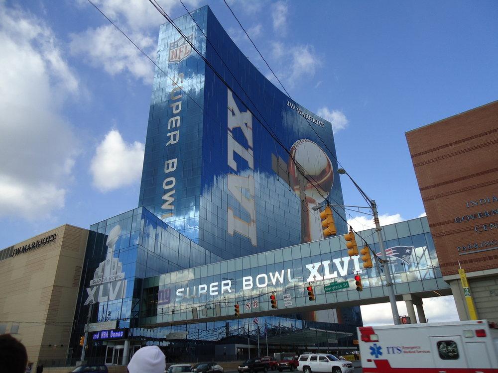 Super Bowl XLVI 2012