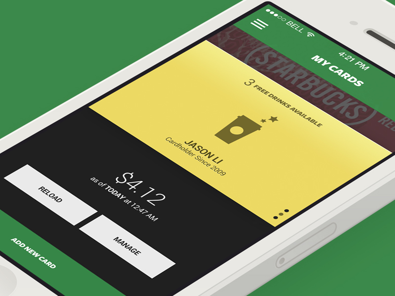 Blog: Improving Starbucks for Mobile