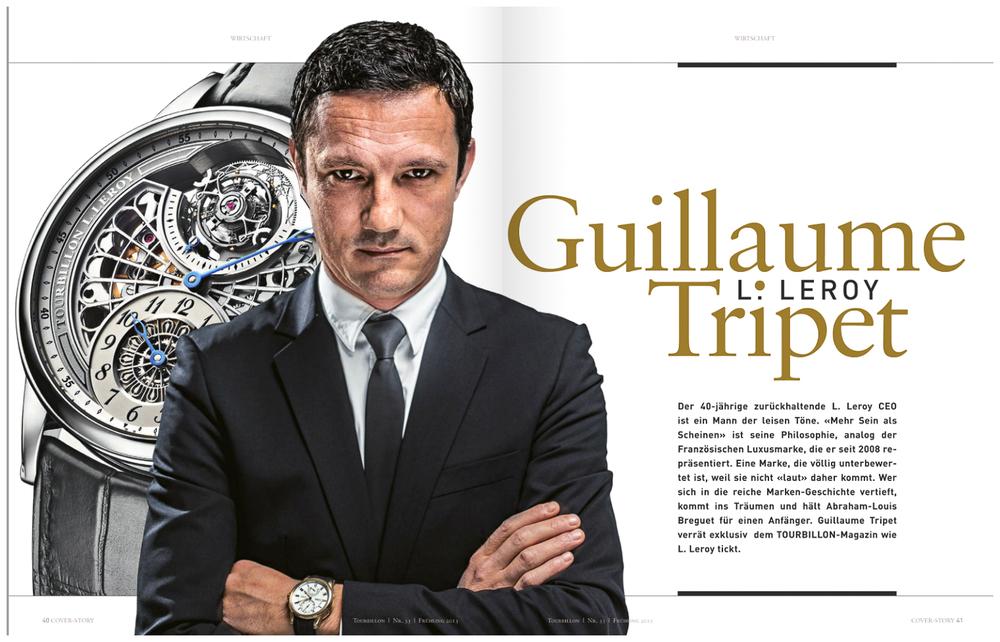 Tourbillon magazine